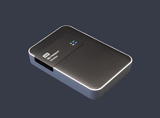 Fotos sichern auf Reisen - Die WD My Passport Wireless