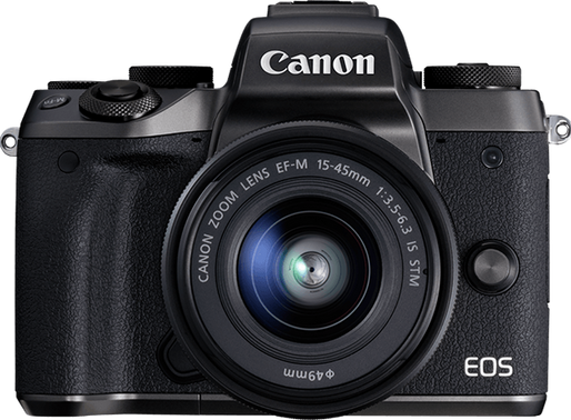Review - Die Canon EOS M5
