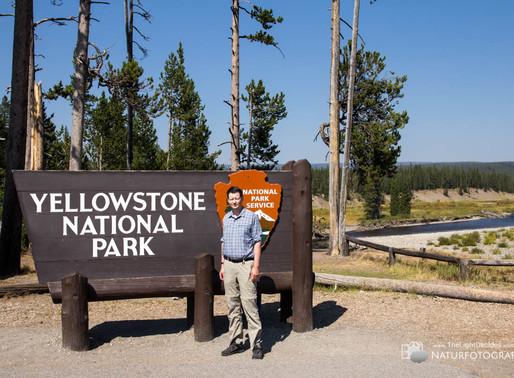 Ein Reisebericht vom Yellowstone