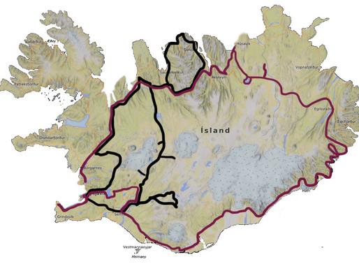 Reisebericht Island - 19 Tage unterwegs mit 4x4 Camper und Wohnmobil