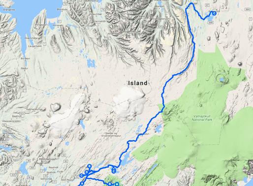 Reisebericht Island - Ab ins Hochland! Teil 2: Landmannaleid, Haifoss, Sprengisandur
