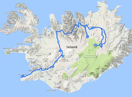 Reisebericht Island - Ab ins Hochland! Teil 3: Askja, Aldeyjarfoss, Hveravellir