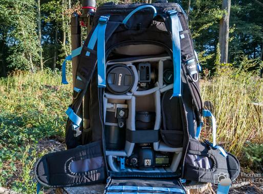 Review zum Kamerarucksack F-stop Loka UL
