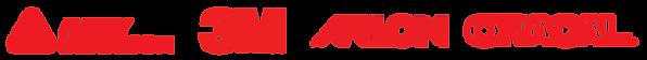 Vinyl brand logos 3m avery dennison orac