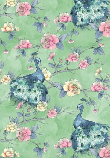Textile Design for Fred Bare