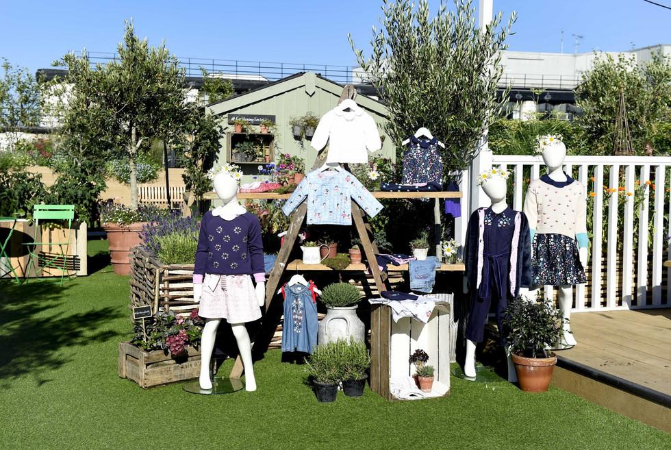 Textile Design for Margherita Missoni