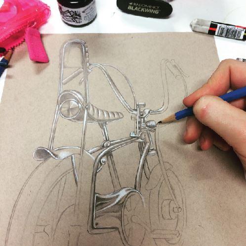 Illustration for Fred Bare