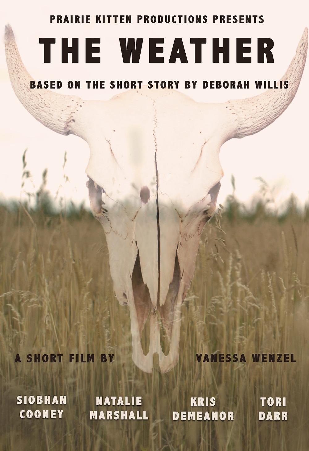 The Weather (written by Deborah Willis & directed by Vanessa Wenzel)