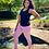 Thumbnail: Lilac Yoga Tights