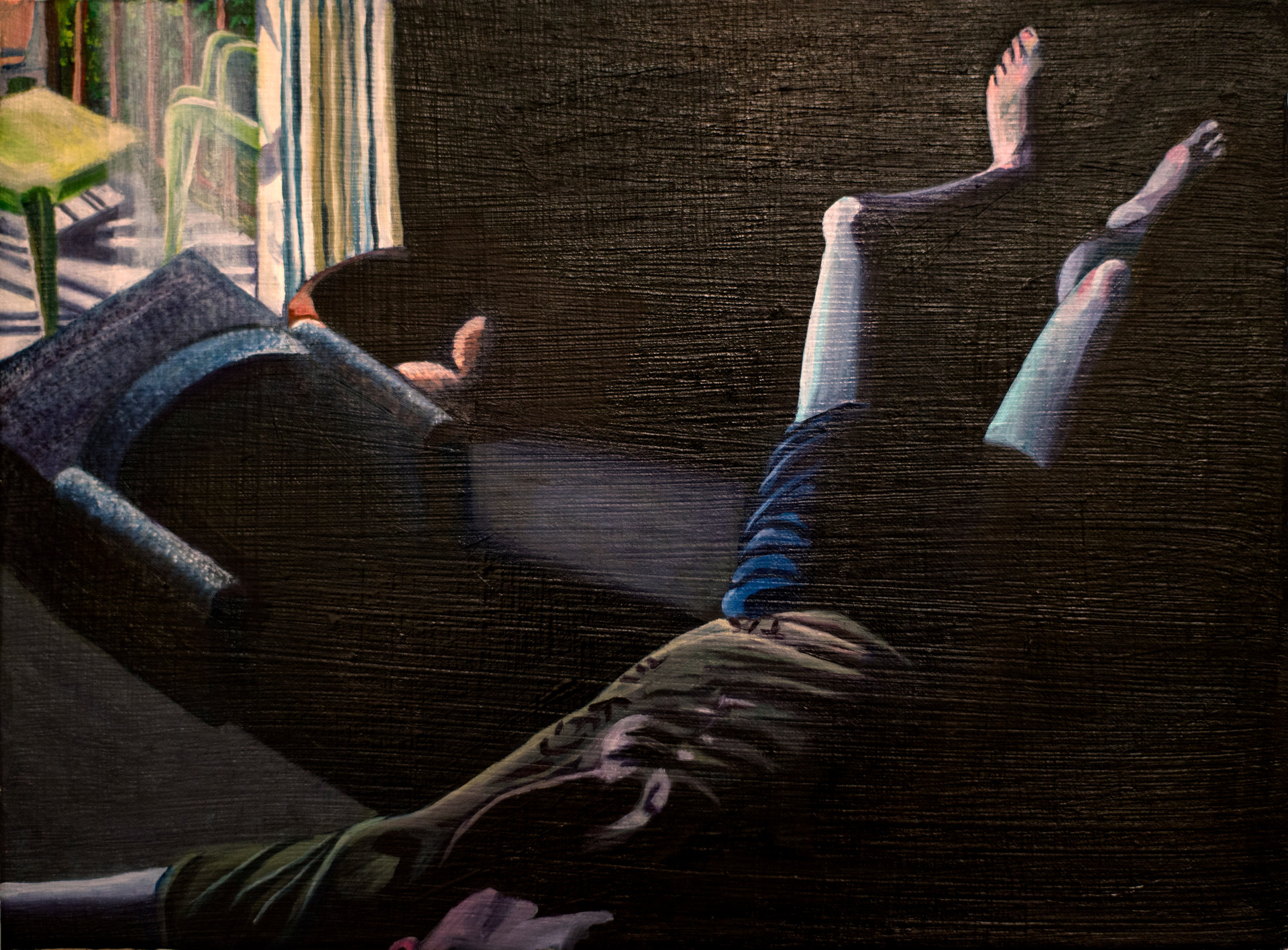 Untitled (Cat Beds, Dan)