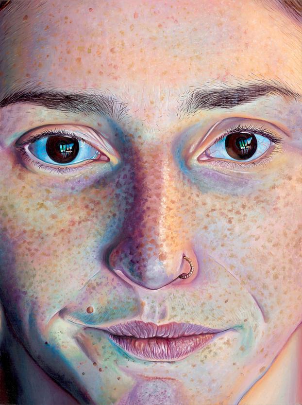 Self Portrait (Untweezed)
