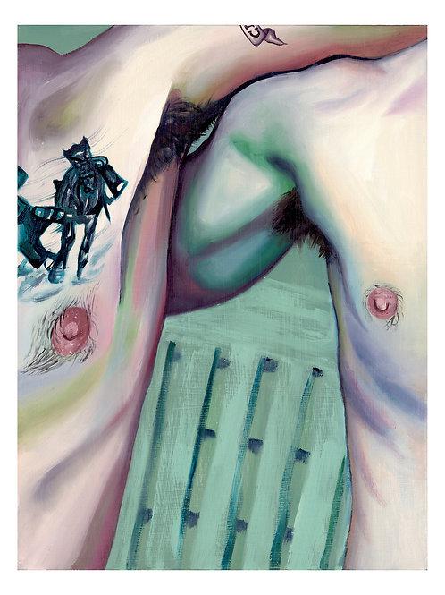 "Giclée Fine Art Print - Embrace (9""x12"")"