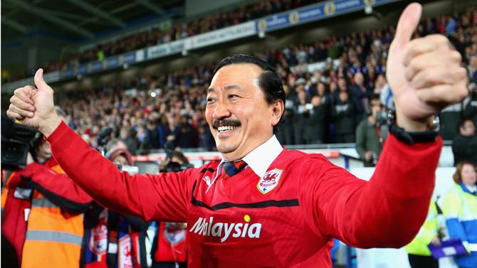 Cardiff City Away