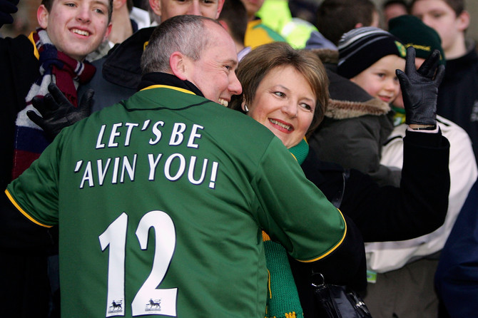 Norwich City & Queens Park Rangers Away