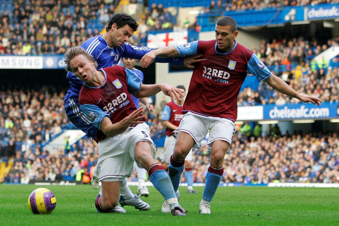 Chelsea v Villa