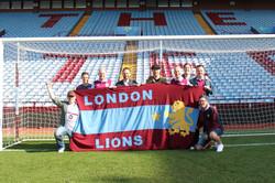 Aston Villa London Lions