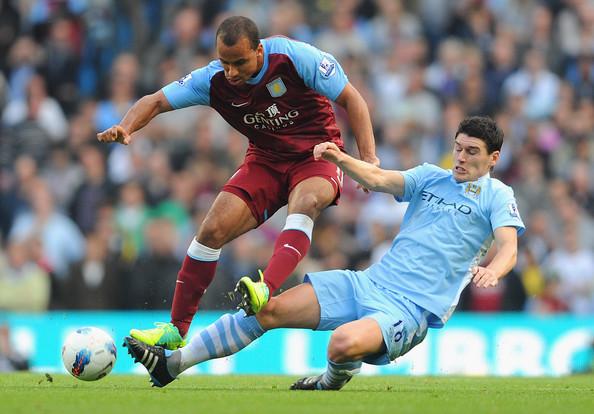 Manchester City v Villa