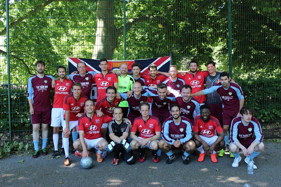 London Lions FC
