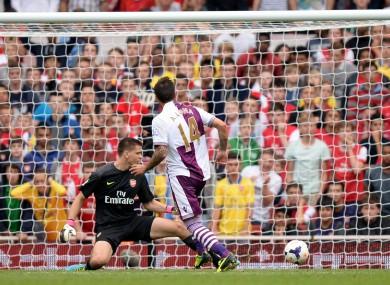 Arsenal Away (Ballot)