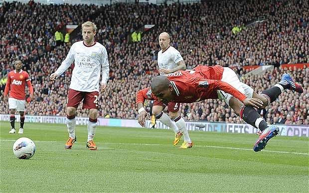 Manchester United v Villa