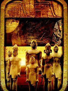 Ancient History Hunters Poster Graphic 1
