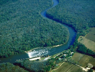 An Uncertain Future for the Cape Fear River's Lock and Dams