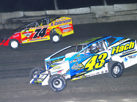 J.R. Heffner Claims Victory as Brett Hearn Clinches Title