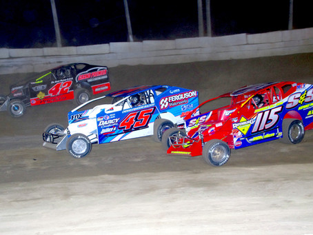 Bachetti Uses Superior Pace to Claim Victory