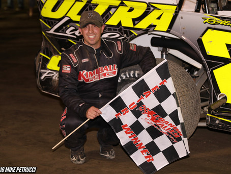 Chad Jeseo Claims King of the Track Feature and $5,000