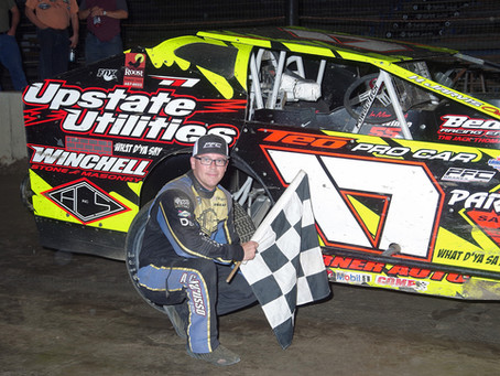 Tremont Charges to Maynard Forrette Memorial Victory