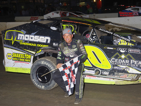 Brett Hearn Adds to his Win Tally at Lebanon Valley