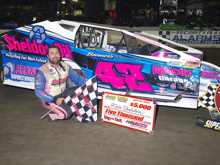 Kyle Sheldon is the King of the Track for 2017