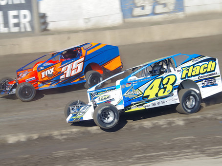 Brett Hearn, Kenny Tremont Jr. Take Home Modified Wins on Double Feature Night