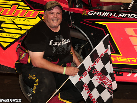 Jason Herrington Grabs Long-Awaited Victory, Champions Crowned