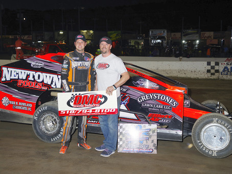 Kyle Armstrong Snags Flag-to-Flag Valley Win