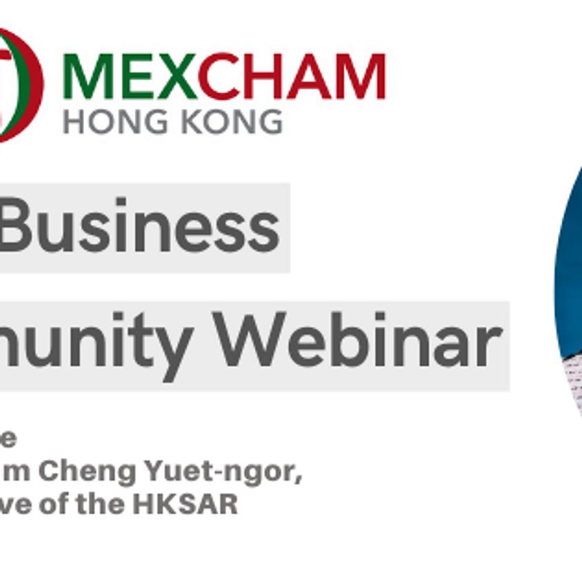 Joint Business Community Webinar