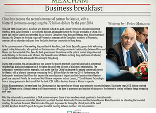 January Monthly Business Breakfast Briefing