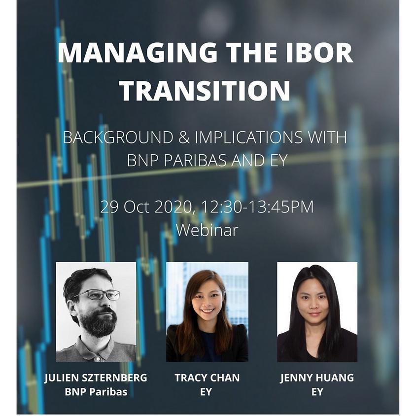 Managing the IBOR transition