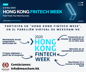 2020 FinTech Week - Hong Kong