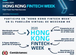 2020 FinTech Week - Hong Kong