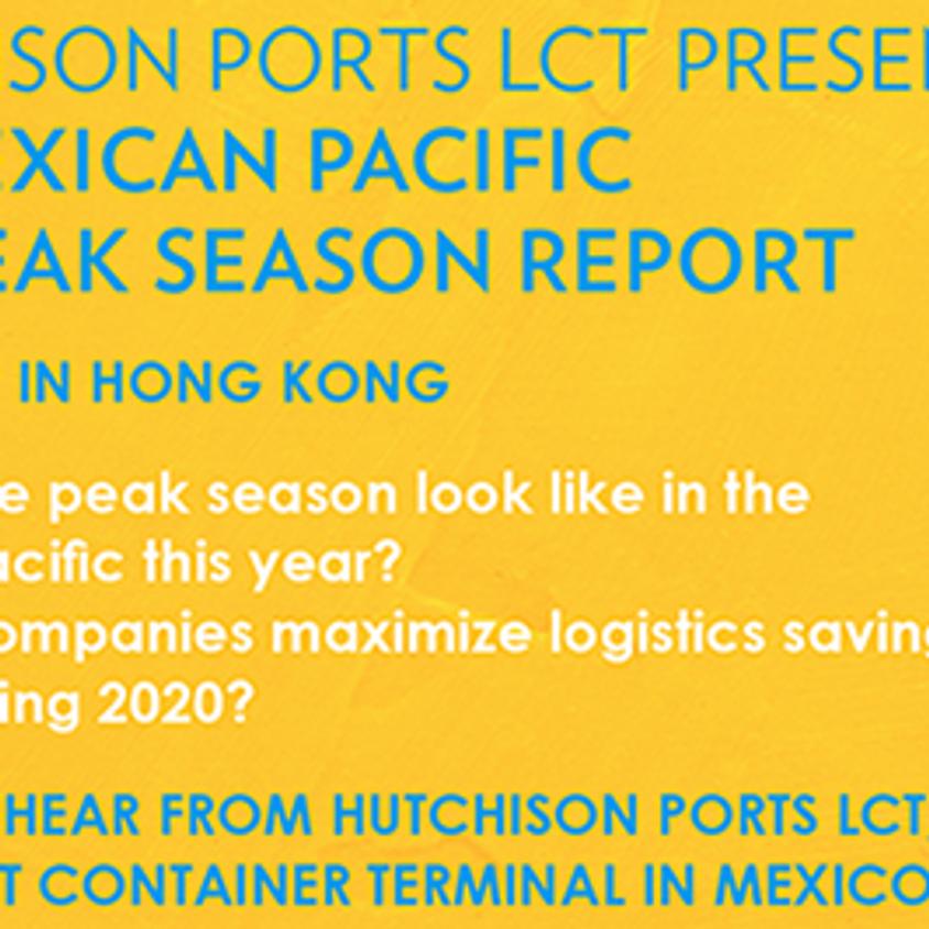 The Mexican Pacific 2019 Peak Season Report