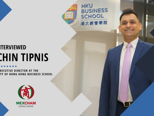 Interview Sachin Tipnis - HKU MBA & EMBA