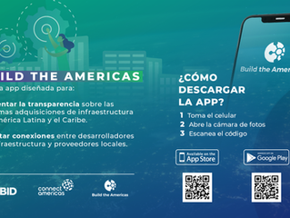 Build the Americas - by BID