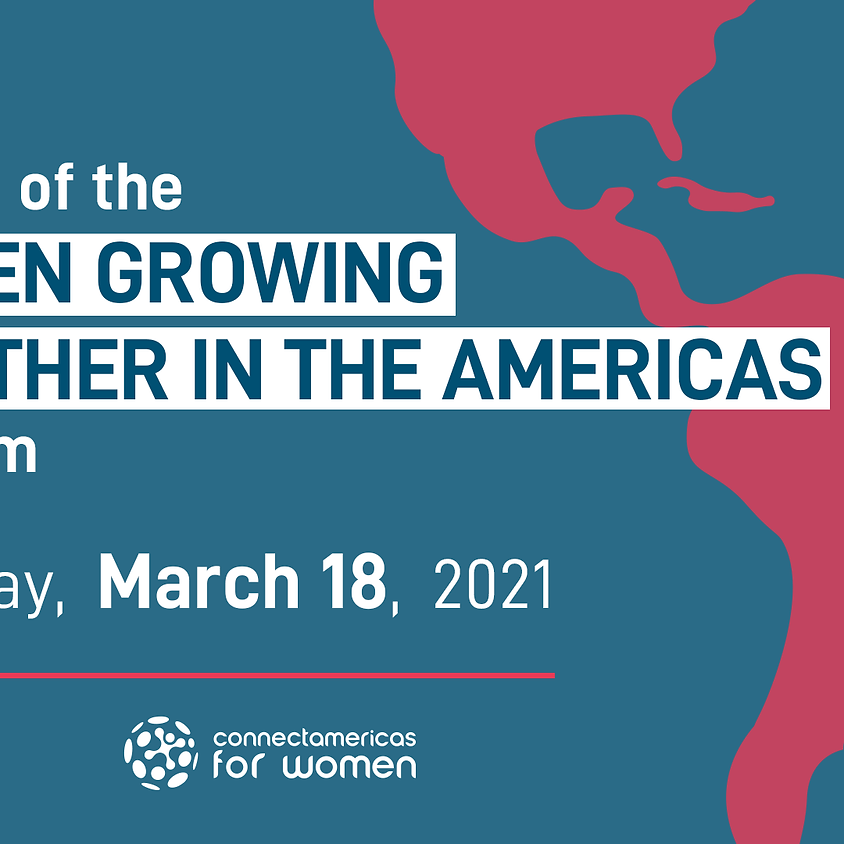 Launch of the Women Growing Together in the Americas