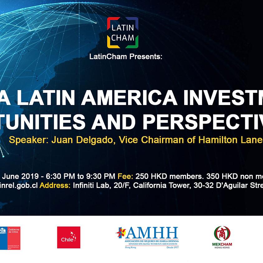 Asia Latin America Investment 2019