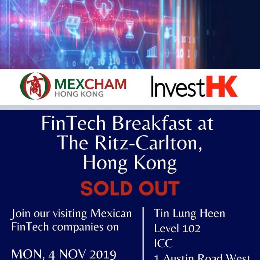 Business Breakfast - Fintech Week