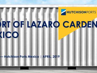 #PORT OF LAZARO CARDENAS MEXICO