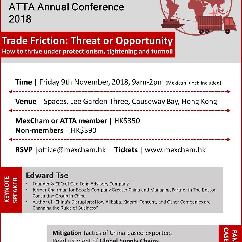 ATTA Annual Conference 2018