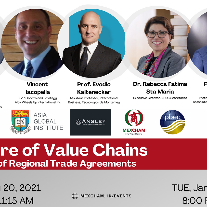 The Future of Value Chains