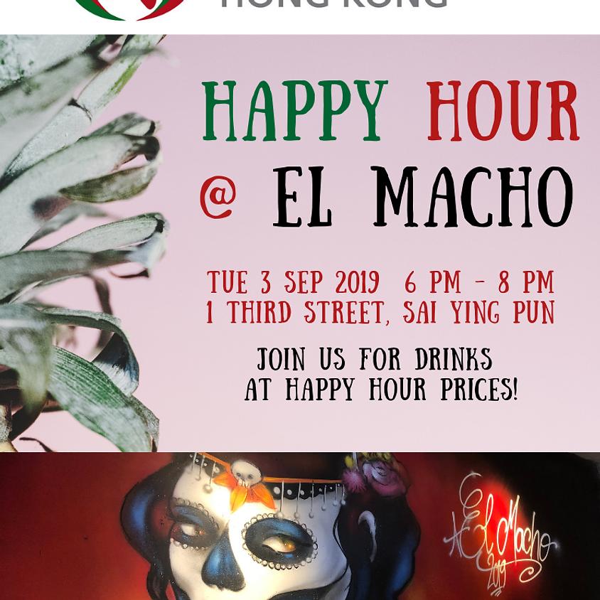 Happy Hour @ El Macho